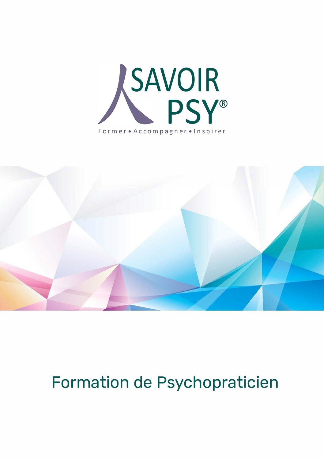 Parcours psychopraticien cycle 2